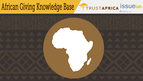 New African Giving Knowledge Base from TrustAfrica