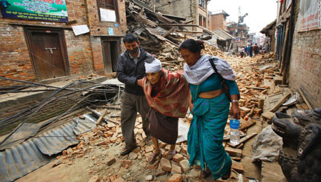 Urgent Appeal — Help Tewa, the Nepal Women's Fund, get their community partners back on their feet