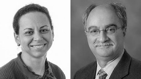 Atallah Kuttab and Maria Chertok — WINGS chairs, current and future, reflect on its evolution