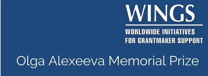 Olga Alexeeva Memorial Prize