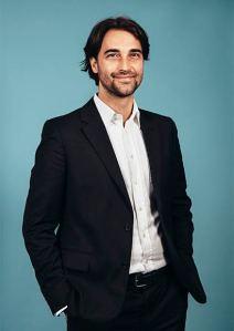 Benjamin Bellegy, a la Fondation de France, le 7 juin 2016. © Lucien Lung