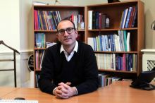 Turkiye Ucuncu Sektor Vakfi Genel Sekreteri Tevfik Basak Ersen 24 Aralik 2015 Zaman / Turgut Engin