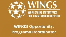 WINGS Is Looking For A Communications Coordinator