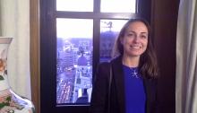 WINGS Staff Interview- Rebecca Soragni
