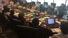 Philanthropy Ecosystem Discussion in India