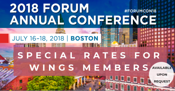 2018 Forum Annual Conference