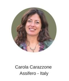 Carola Carazzone Assifero - Italy