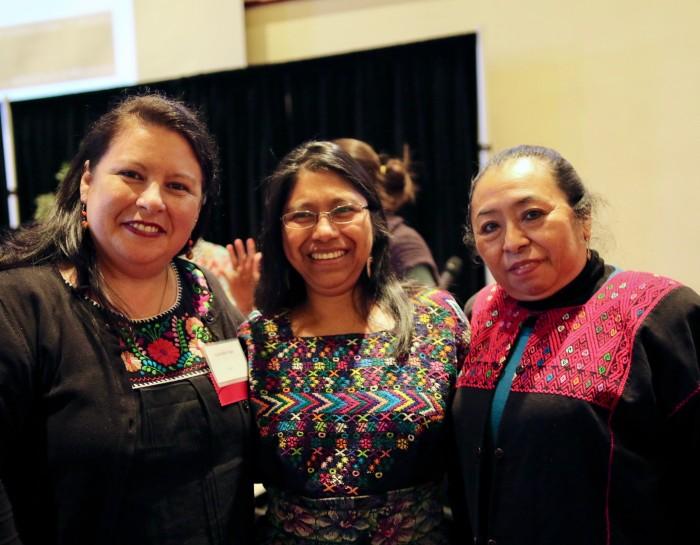 IFIP 2018 conference Lourdes Inga, Teresa Zapeta, Margarita Noh Poot