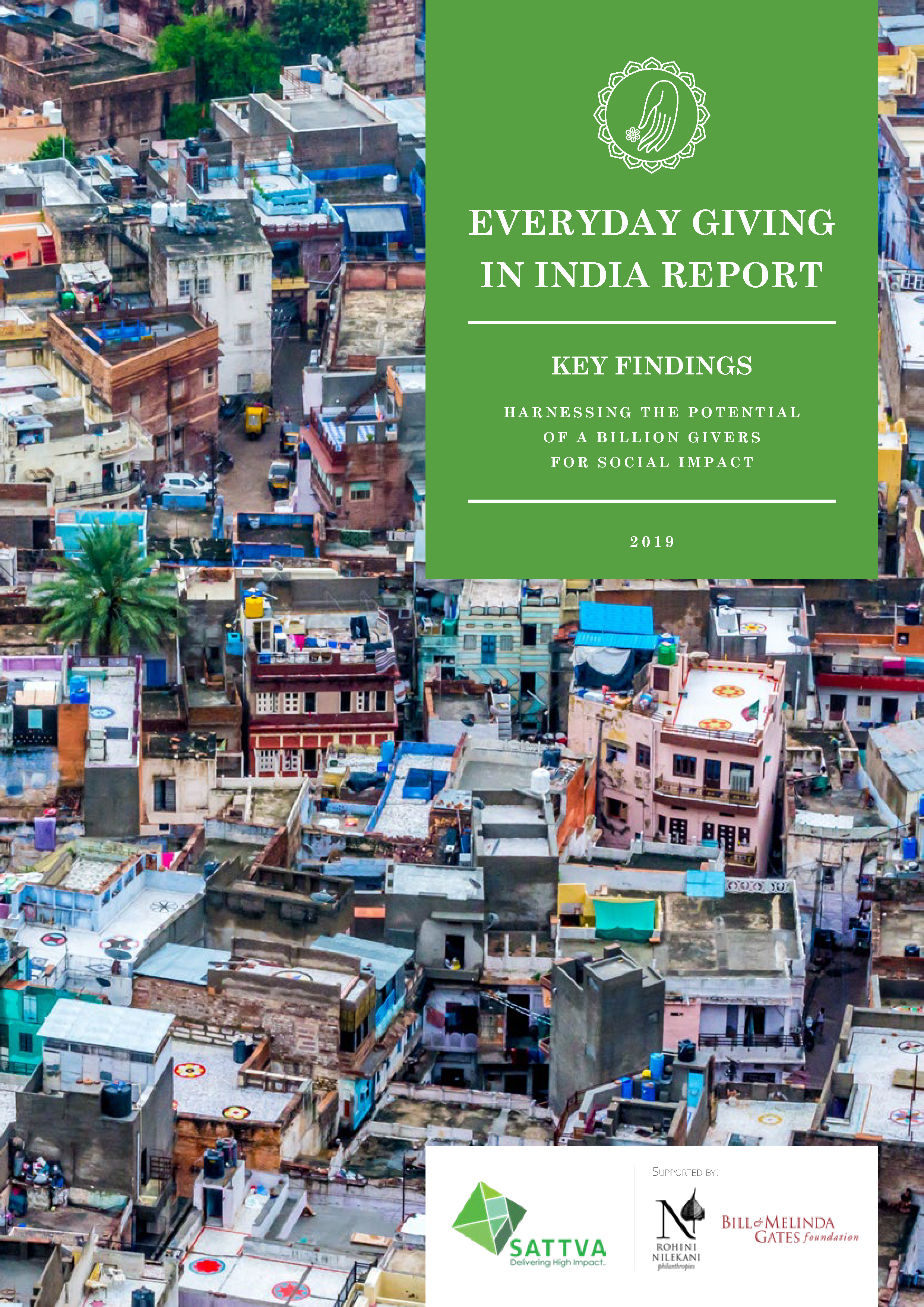 The largest study on India's everyday giving market
